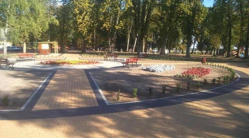 Okrągły park