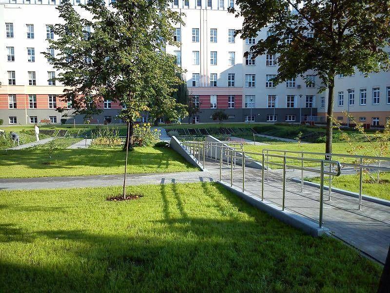 Ogród w mieście 1